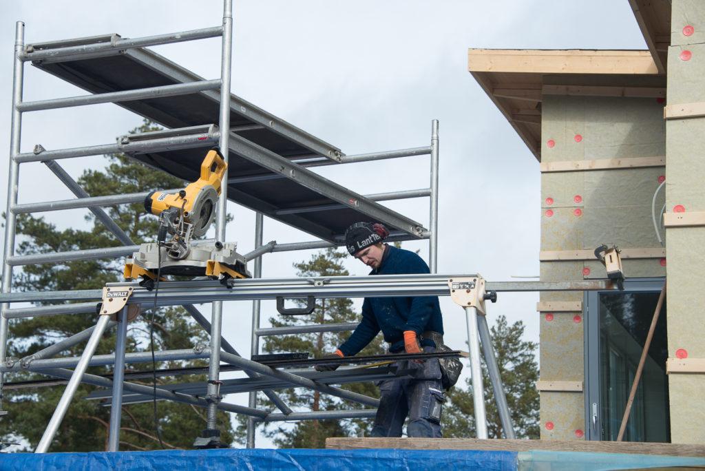 Bygg & Fönster i Tranås AB bygger med kvalité och smarta lösningar