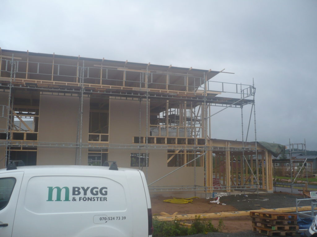 M Bygg & Fönster bygger med kvalité och smarta lösningar
